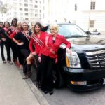 Girls Night Out rent a limo